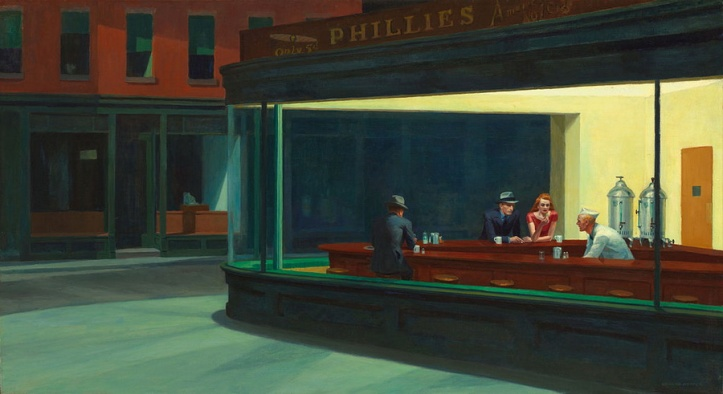 Nighthawks_Edward_Hopper